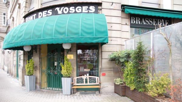 restaurant - Le Pont des Vosges, Strasbourg