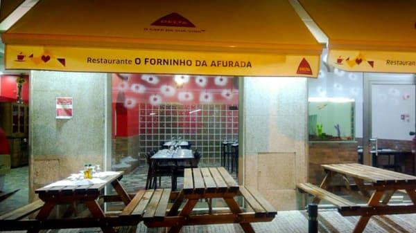 Entrada - O Forninho da Afurada, Vila Nova de Gaia