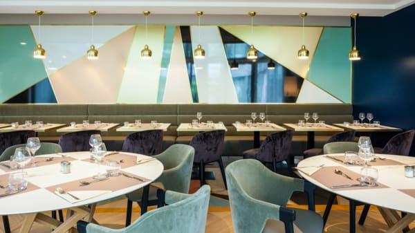 Athmosphère - Le restaurant, Nanterre
