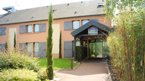 Entrée principale - Best Western The Hotel Versailles Buc, Buc