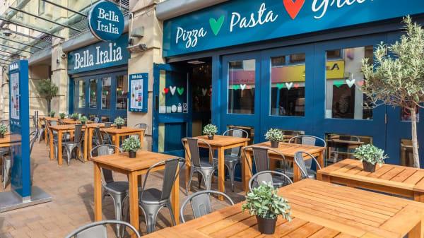 Bella Italia - Nottingham Cornerhouse, Nottingham