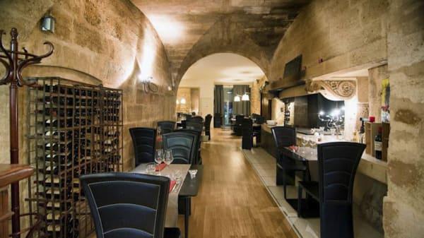 vue de la salle - La Tour des Chartrons, Bordeaux