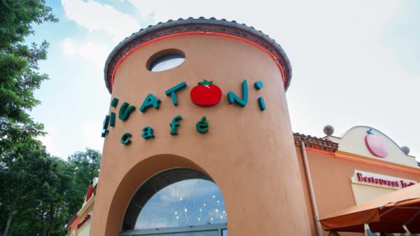 exterieur - Rigatoni Café - Rosny, Rosny-sous-Bois