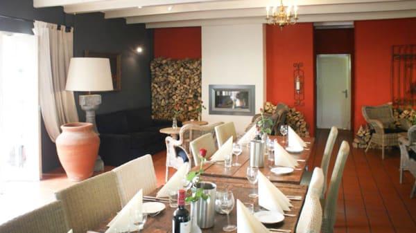 Het restaurant - 't Regthuys, Wirdum