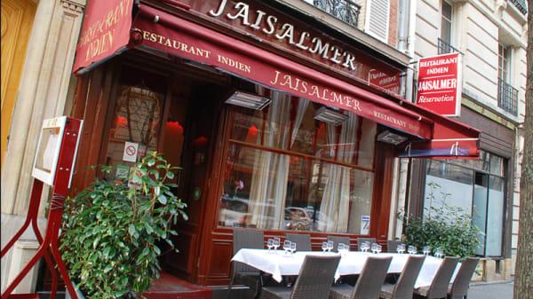 Bienvenue au restaurant Jaisalmer - Jaisalmer, Paris