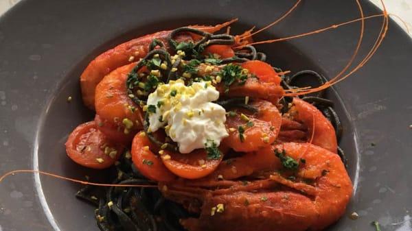 suggerimento dello chef - Su Nuraxi Restaurant & Pizza CostaRei, Costa Rei