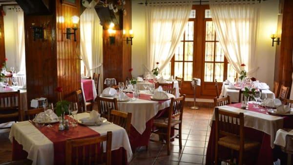 Sala del restaurante - Las Jarras, Torrevieja-La Mata
