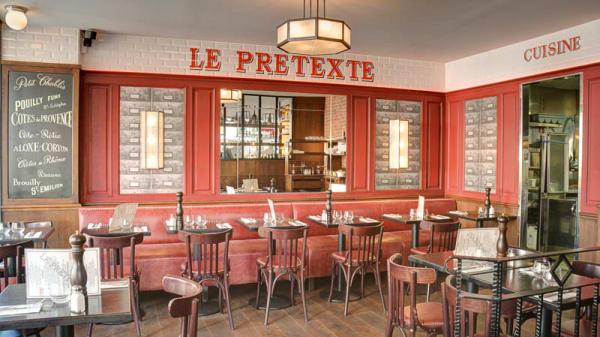 salle - Le Pretexte, Paris