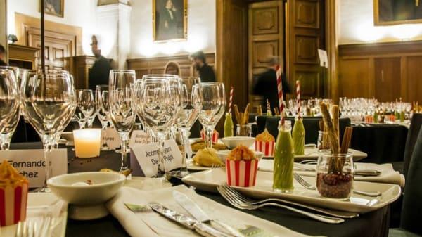 Sopar dels Sentits - Sopar dels Sentits, Barcelona