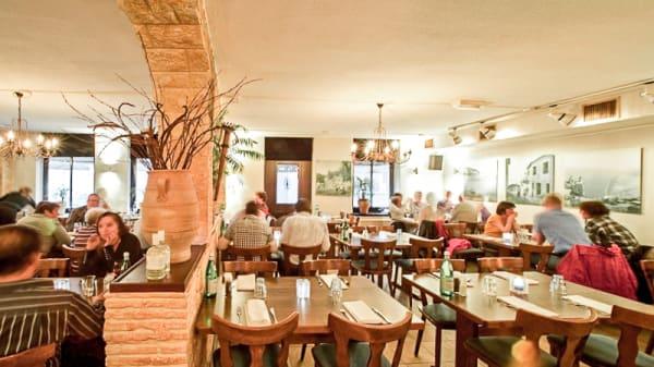 restaurantzaal - Knossos, Culemborg