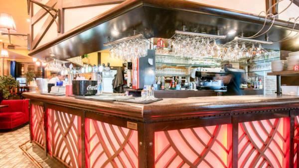 Vue de la salle - La Taverne Royale, Nantes