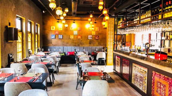 Het restaurant - Namastey India, Veenendaal