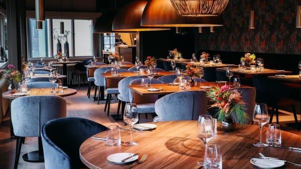 Het restaurant - De Drommedaar, Emmen