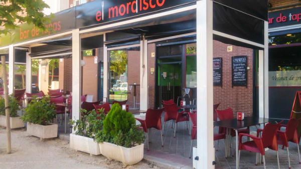 Vista entrada - El Mordisco, Madrid