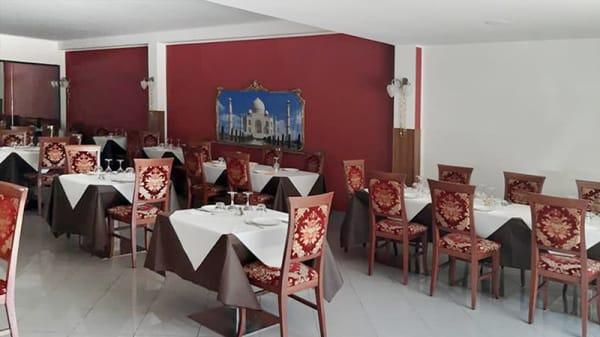 Vista della sala - Namaste Bharat Indian Restaurant, Aprilia