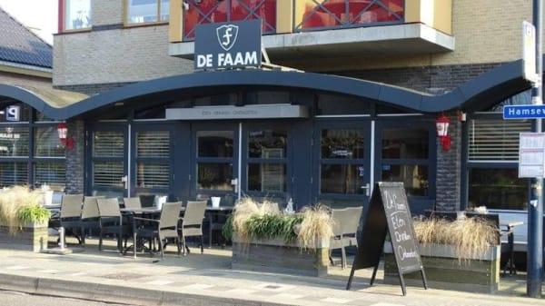 Restaurant - De Faam, Hoogland