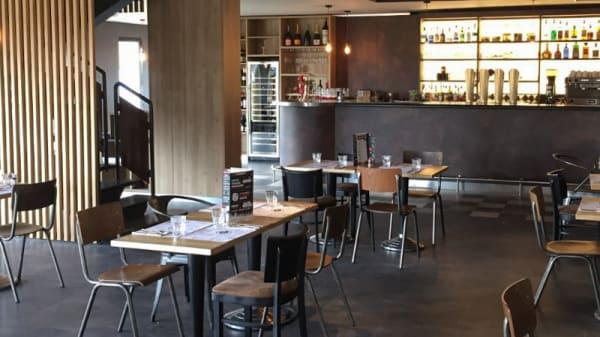 Salle du restaurant - La Fabrik & Co, Laon