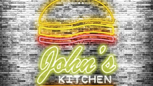 logo - John's Kitchen, Paris