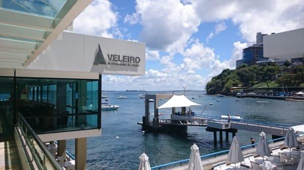 Veleiro - Veleiro - Restaurante do Yacht, Salvador