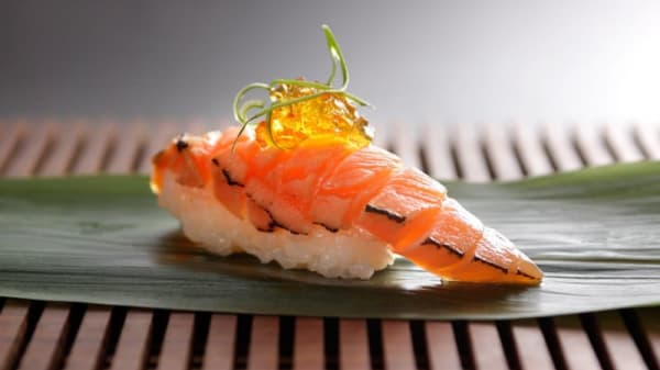 Yashin Sushi Bar, London