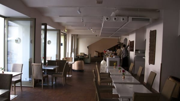 Vue de l'intérieur - Aux Gazelles, Wien