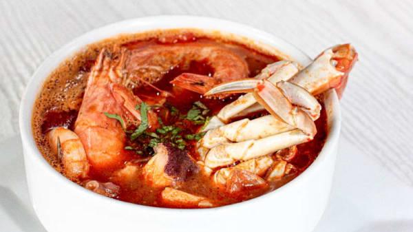 Sugerencia del chef - El Peladito Guadalupe Inn (Express), Ciudad de México