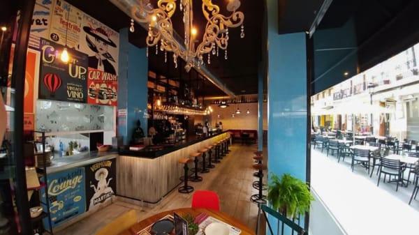 El restaurante - Velvet Tapas y Vinos, Alicante