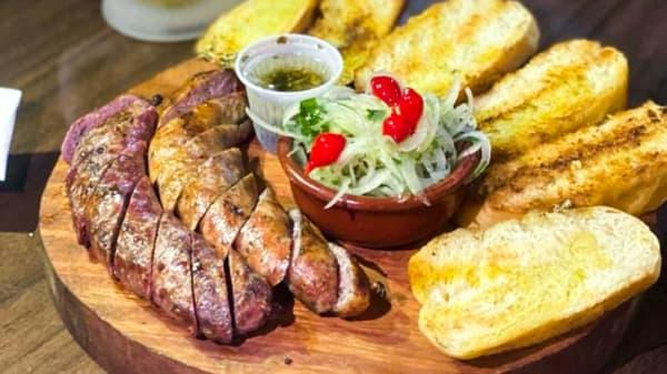 Sugestão do Chef - Firewood Burguer, São Paulo