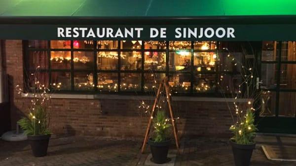 Het restaurant - De Sinjoor, Roosendaal