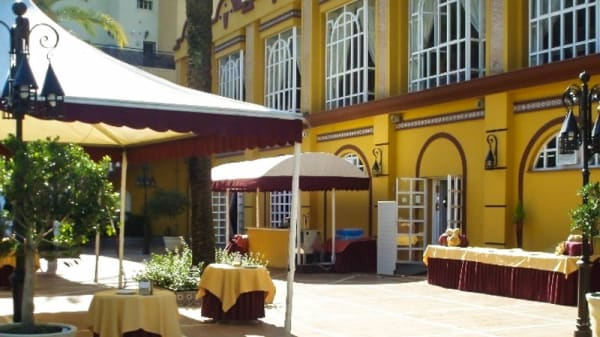 Entrada - Casa Palacio Zambra, Alcala De Guadaira