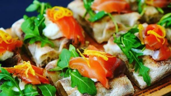Suggerimento dello chef - Torte Storte, Agata Li Battiati