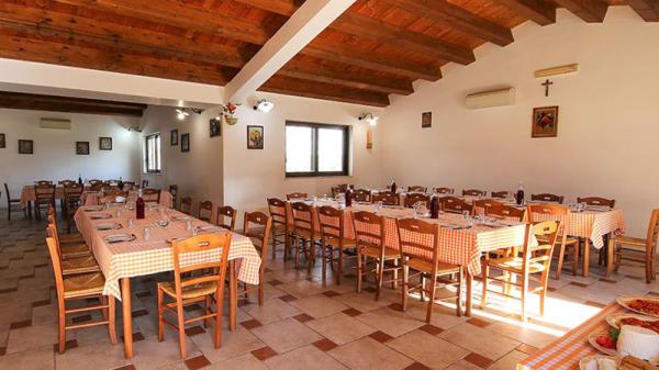 Salle du restaurant - Ristorante Agriturismo Iaconinoto, Zappulla