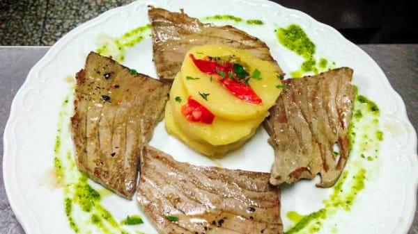 Sugerencia de plato - Antigua Venta Toledo, Guadiaro