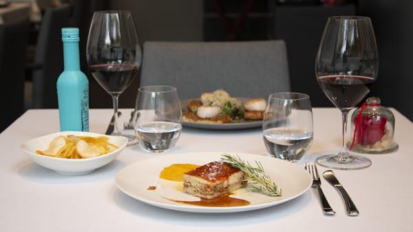 Sugerencia del chef - Lagman Restaurant, Barcelona