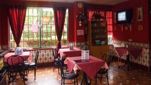 Sala - La Flor de la Canela, Alcobendas