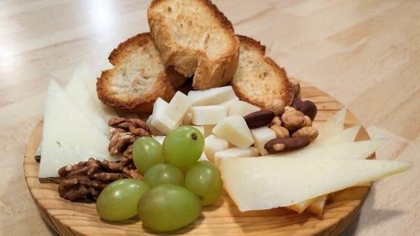 Sugerencia de plato - Noi del Sud, Fuenlabrada