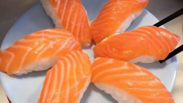 Suggestion de plat - Sushi Masa Gerland, Lyon