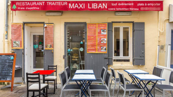 Entrée - Maxi liban, La Rochelle