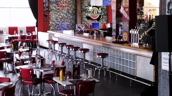salle restaurant - Rockside Café - Carré Sénart, Lieusaint