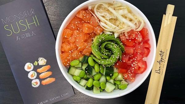 Suggestion du Chef - Monsieur Sushi, Aix-en-Provence