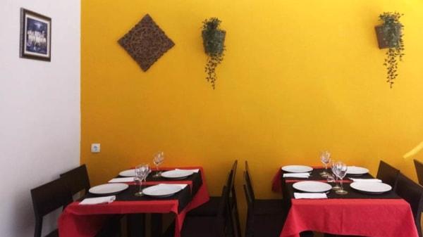 Vista sala - Indian Herbs, Barcelona