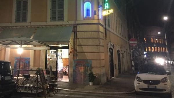 Terrazza - Trattoria Pizzeria Luzzi dal 1945, Roma