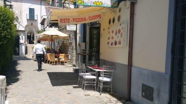 Esterno - La Cucina di Sofi', Ravello