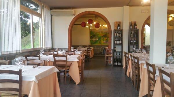 Interno - Ristorante Pizzeria da Gianni, Calenzano