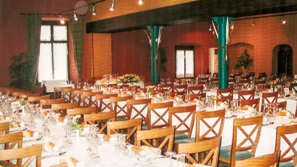 Sala del restaurante - Joseba Jatetxea, Azkoitia