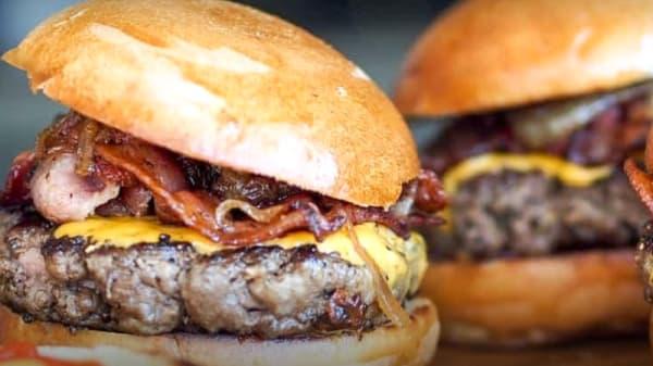 Burger - Garagem X Burger, São Paulo