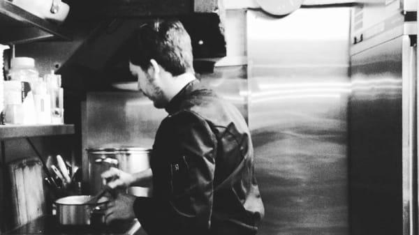 Le chef - La Fourchette, Amboise