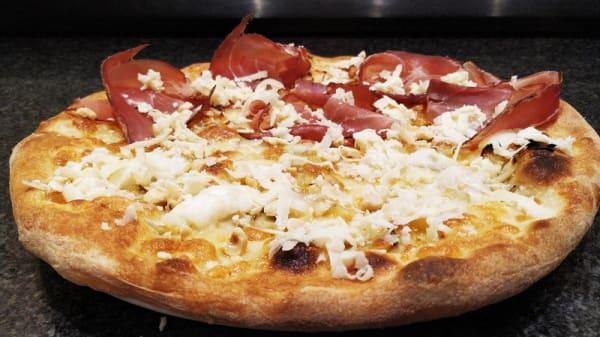 Pizza dei talenti di Dicembre - Pizzeria Angelo 2.0, Rosciano
