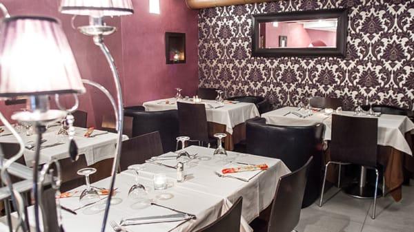 sala - Andry Restaurant, Milano