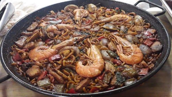 Sugerencia del chef - Destrangis, Alicante (Alacant)